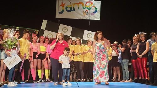 Apoteosis en el Teatro Darymelia. Junio 2019