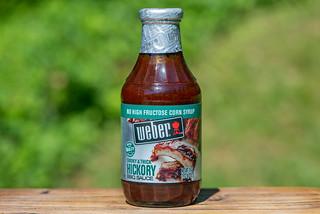 Weber Smoky & Thick Hickory BBQ Sauce