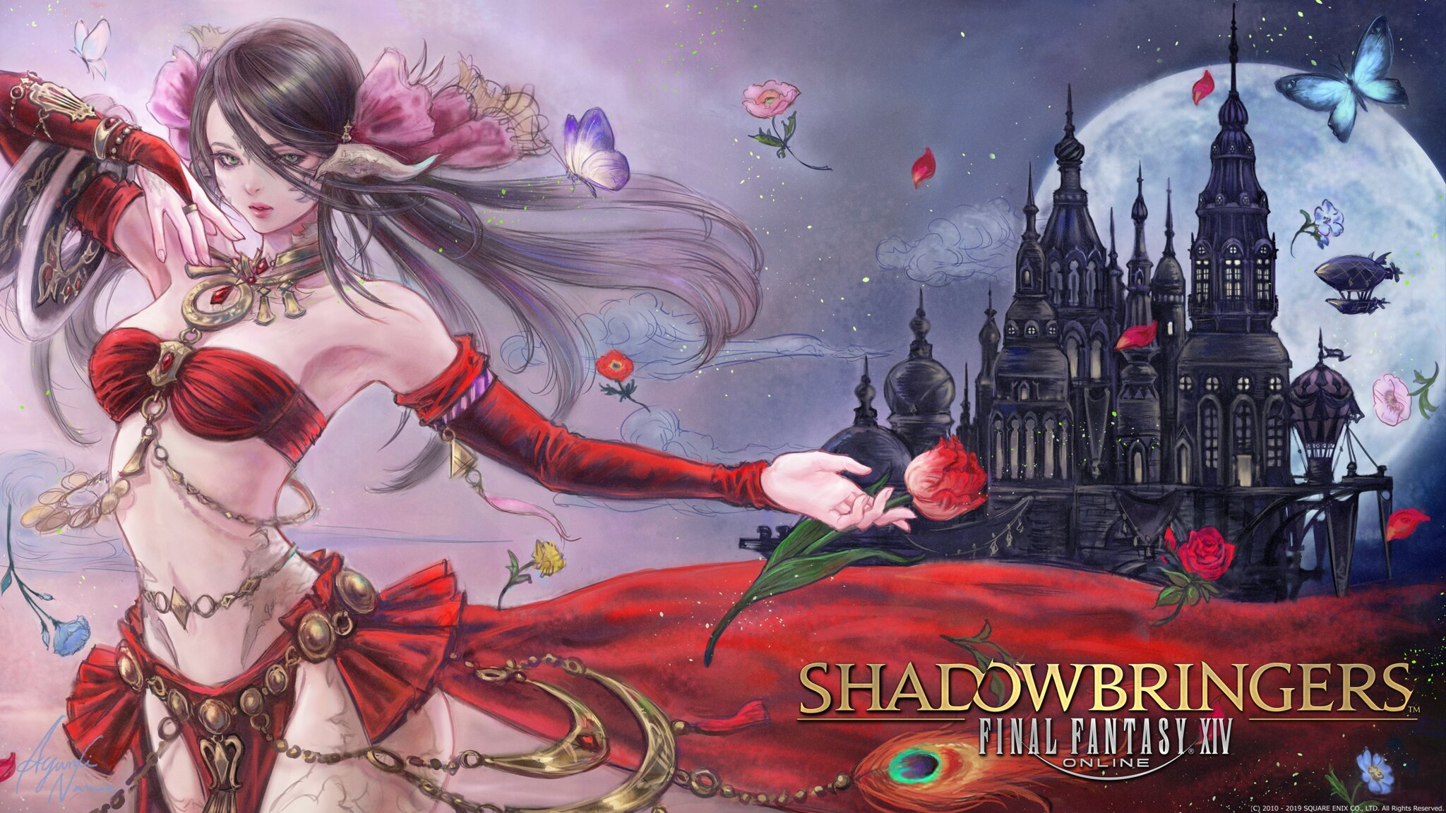 Final Fantasy XIV: Shadowbringers on PS4
