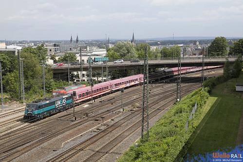 186 293 . LNS . 13487 . Aachen West . 01.07.19.
