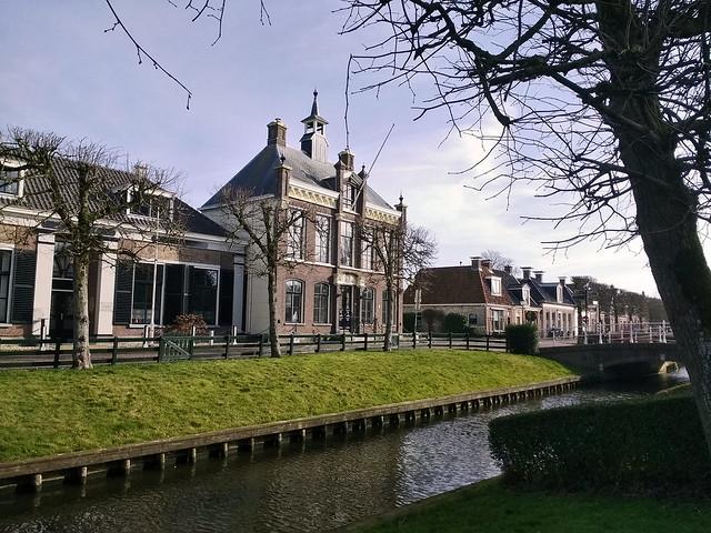 Former Town Hall of IJlst - Fryslân (131052963)