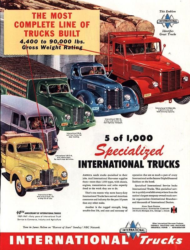 1947 International