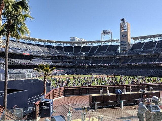 2019-06-09 Padres Scout Day