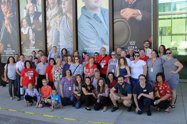 Alumni Days at Shakespeare 2019