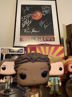 Firefly cast autographs