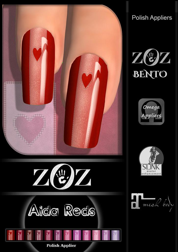 {ZOZ} Aida Reds L pix - TeleportHub.com Live!