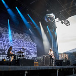 Fri, 28/06/2019 - 7:31pm - Courtney Barnett plays Wilco's Solid Sound Festival at Mass MoCA in North Adams, MA. 6/28/19 Photo by Gus Philippas/WFUV