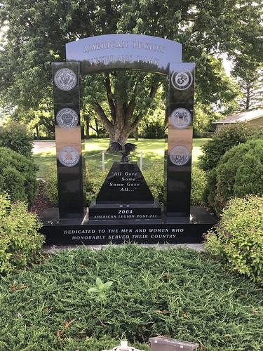 minnesota mn veteransmemorial holdingford