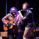 Fri, 28/06/2019 - 9:50pm - Wilco's Solid Sound Festival at Mass MoCA, fan karaoke set on 6/28/19, broadcast live on WFUV. Photo by Gus Philippas/WFUV.