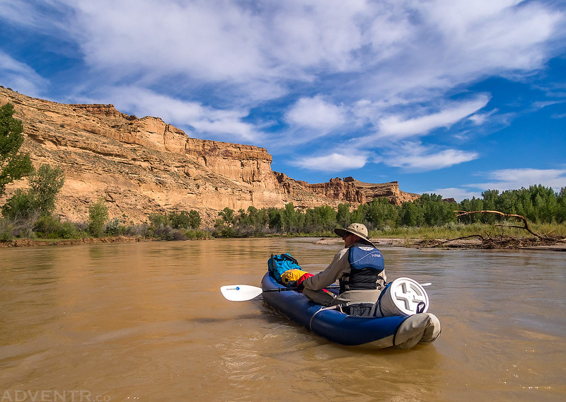 Floating the White River
