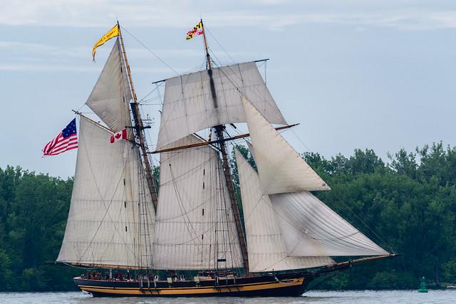 Pride of Baltimore II - 2697