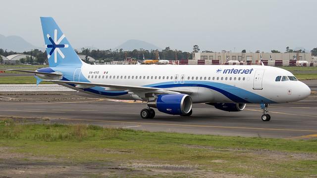 Interjet Airbus A320-214 XA-AYO