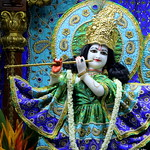 ISKCON Juhu Mangal Deity Darshan on 2nd July 2019