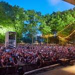 Fri, 21/06/2019 - 9:02pm - Live broadcast on WFUV of Calexico and Iron & Wine from the BRIC Celebrate Brooklyn! Festival at the Bandshell in Prospect Park, Brooklyn, NY. 6/21/19 Photo by Gus Philippas/WFUV