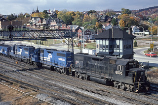 CR 8095; Altoona, PA; October 1980