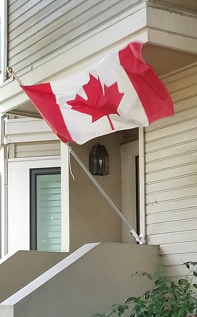Celebrating Canada Day down here in the States
