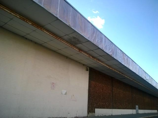 Abandoned Foodmart - Holyoke, Massachusetts