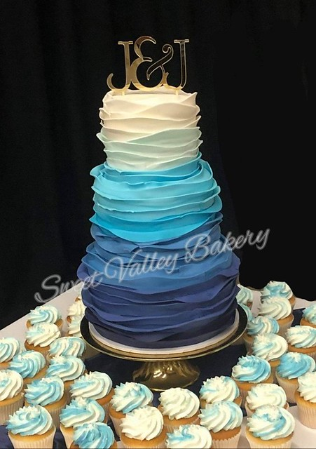 Cake by Sweet Valley Bakery