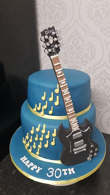 Cake by Krazy Bakes