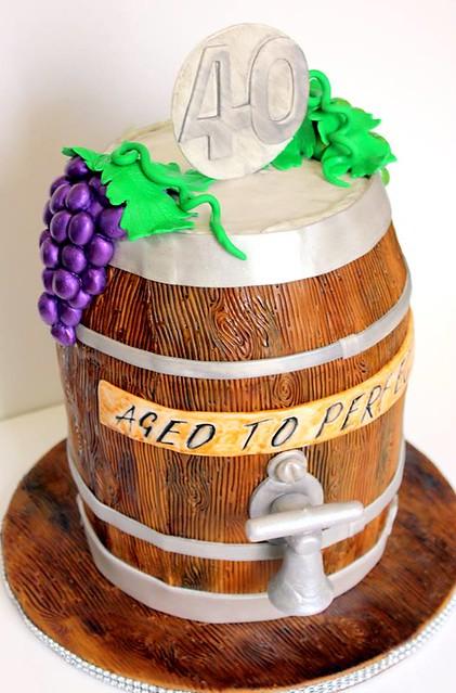 Cake by Celebrations Cakes