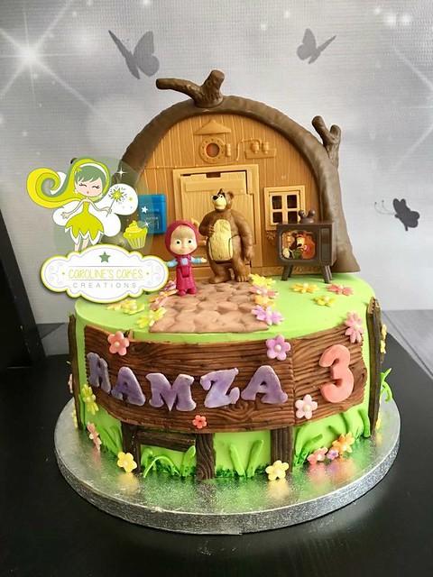 Cake by Caroline's Cakes Creations