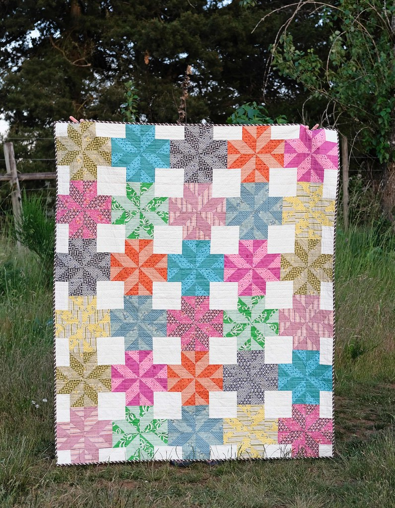 A Hope Valley Quilt - Kitchen Table Quilting