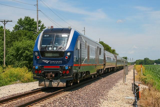 Amtrak Lincoln Service