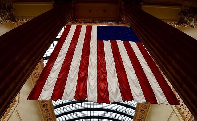 Union Station -Explore # 63- Happy Fourth! - Chicago IL