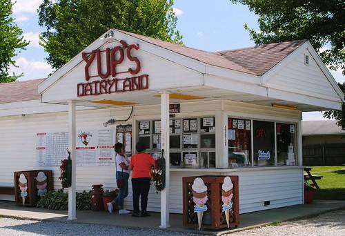Yup's Dairyland - Middlebury, Indiana