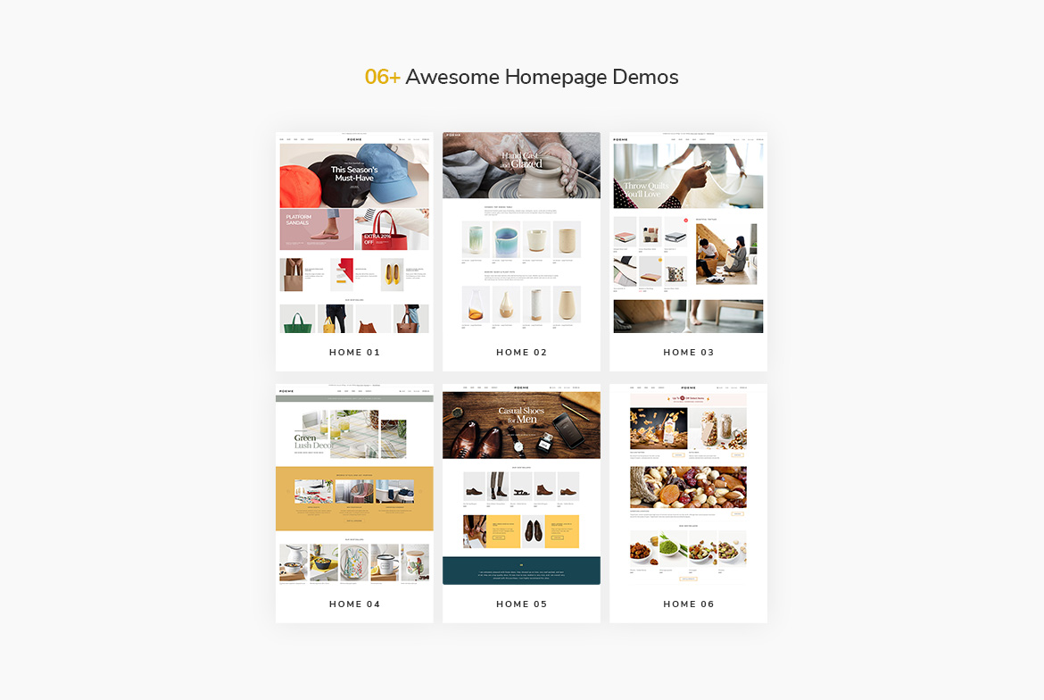 2. 06+Awesome-Homepage-Demos-Bos-Poeme-Multipurpose-Prestashop-Theme