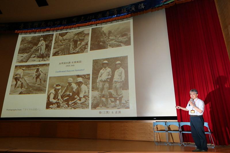 國寶魚臺灣櫻花鉤吻鮭的保育回顧與展望