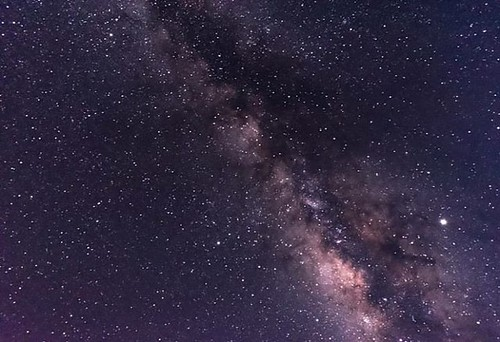 30.06.2019 //My First Milky Way Stars can't shine without darkness, so is the milky way . #astroworl