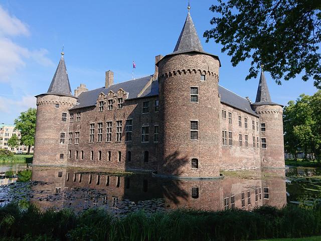 Helmond Castle side