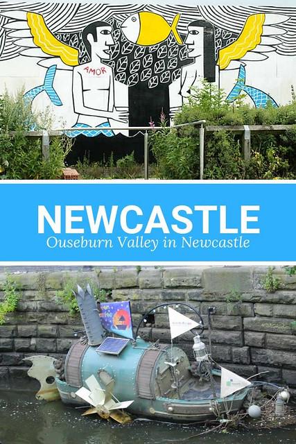 Ouseburn valley: ontdek één van de leukste wijken in Newcastle, Engeland | Mooistestedentrips.nl