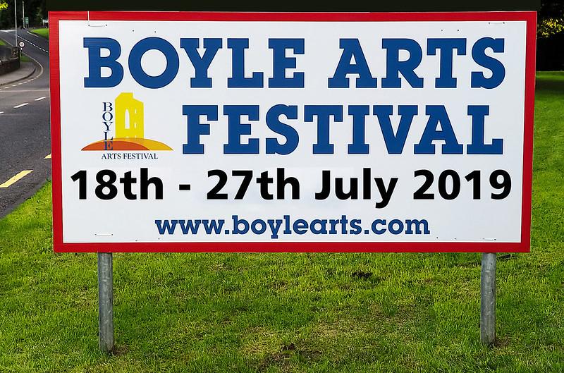 Boyle Arts Festival 2019