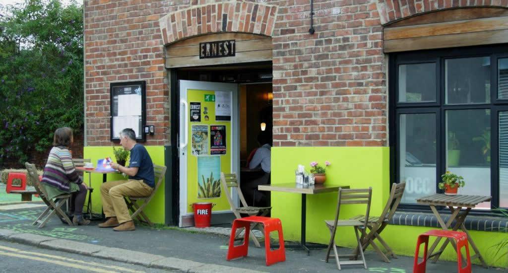 De leukste pubs in Ouseburn Valley, Ernest | Mooistestedentrips.nl
