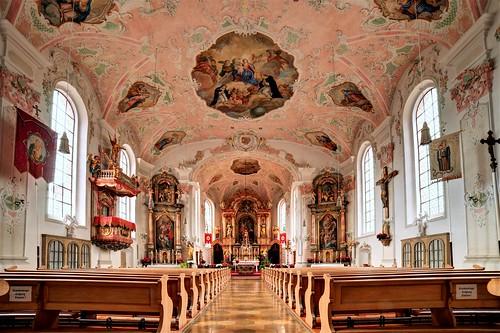 Leeder kath. Pfarrkirche St. Martin