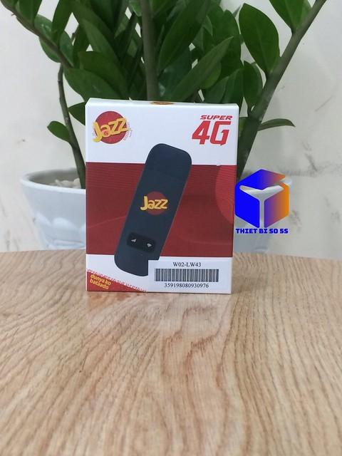 USB 3G/4G Phát Wifi ZTE Jazz W02-LW43