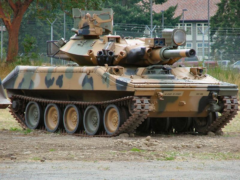 M551 Sheridan 60
