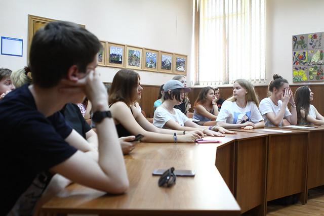 IV звітно-виборча конференція Студентського наукового товариства / КЕПІТ / 12.06.2019
