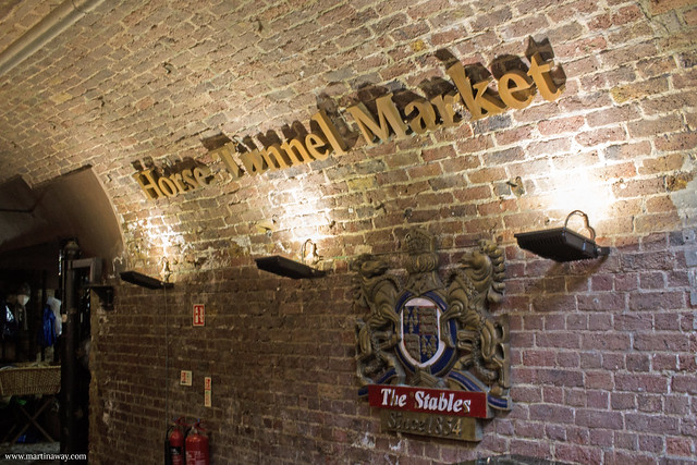 The Tunnel Market
