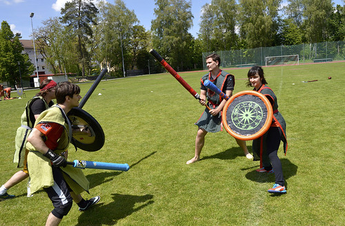 """""""Game of Thrones""""-style Jugger game variant"""