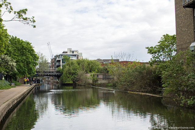 Regent's Canal Towpath, Camden