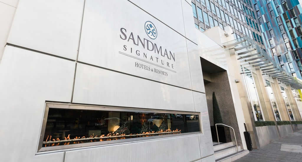 Sandman Signature Hotel Newcastle | Mooistestedentrips.nl