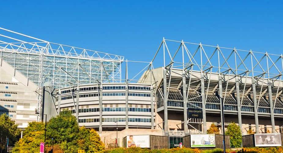 Wedstrijd bijwonen van Newcastle United | Mooistestedentrips.nl