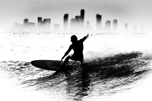 Surfing the Gold Coast 1
