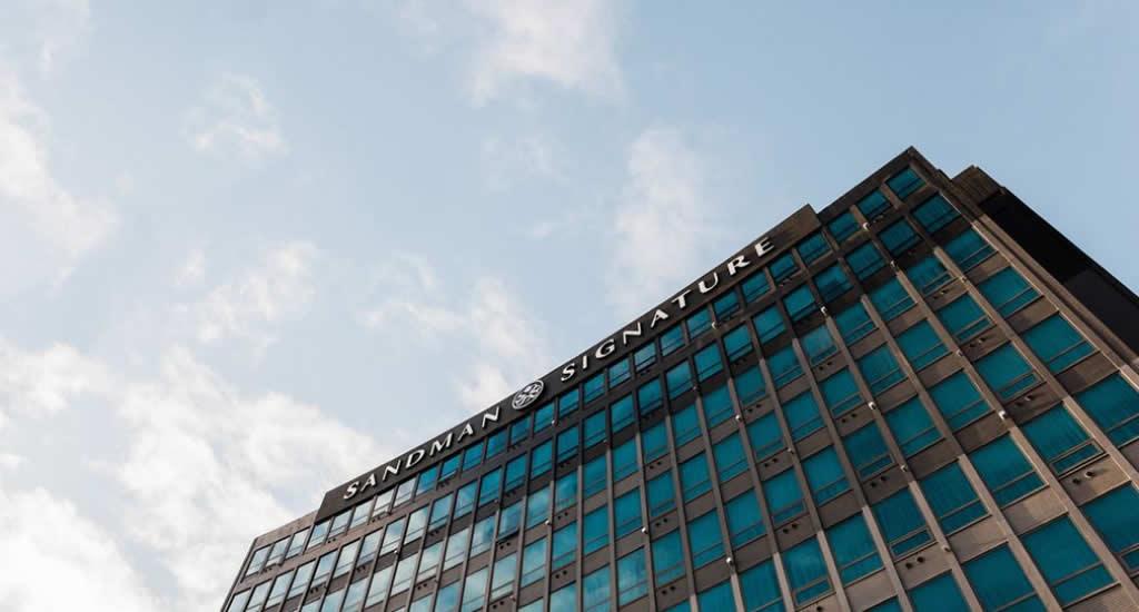 Hotel in Newcastle: Sandman Signature Hotel | Mooistestedentrips.nl