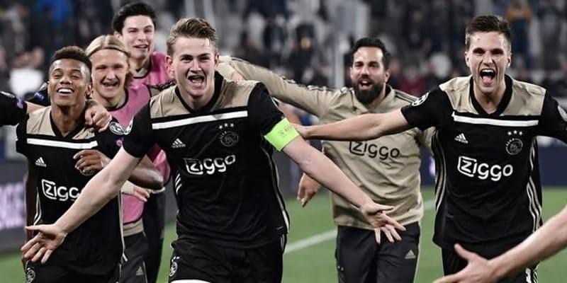 Striker Matthijs De Ligt Pilih Masuk Ke Klub Juventus F.C