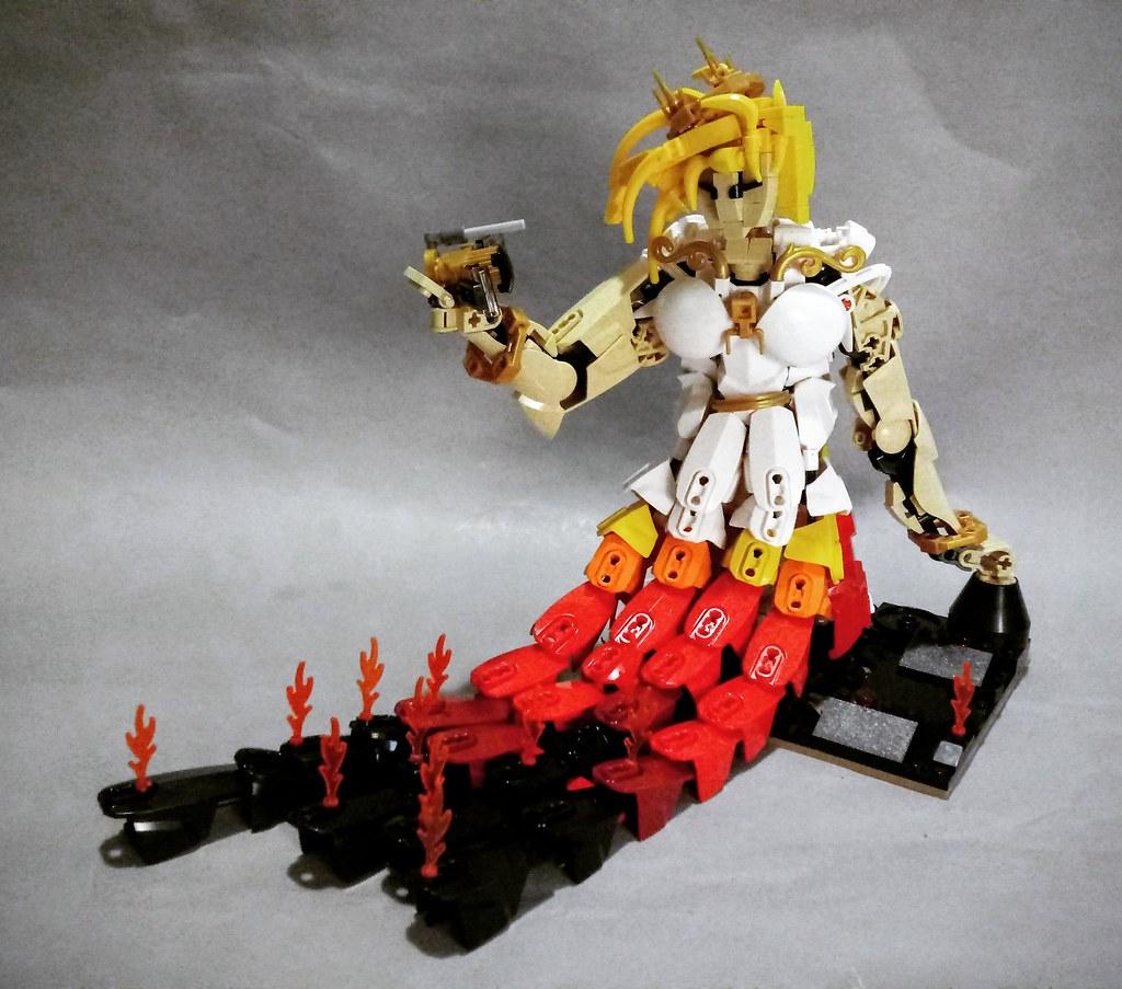 Venus (custom built Lego model)
