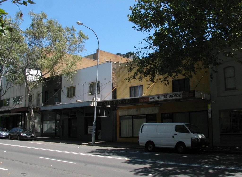 Ex Shops, Ultimo, Sydney, NSW.